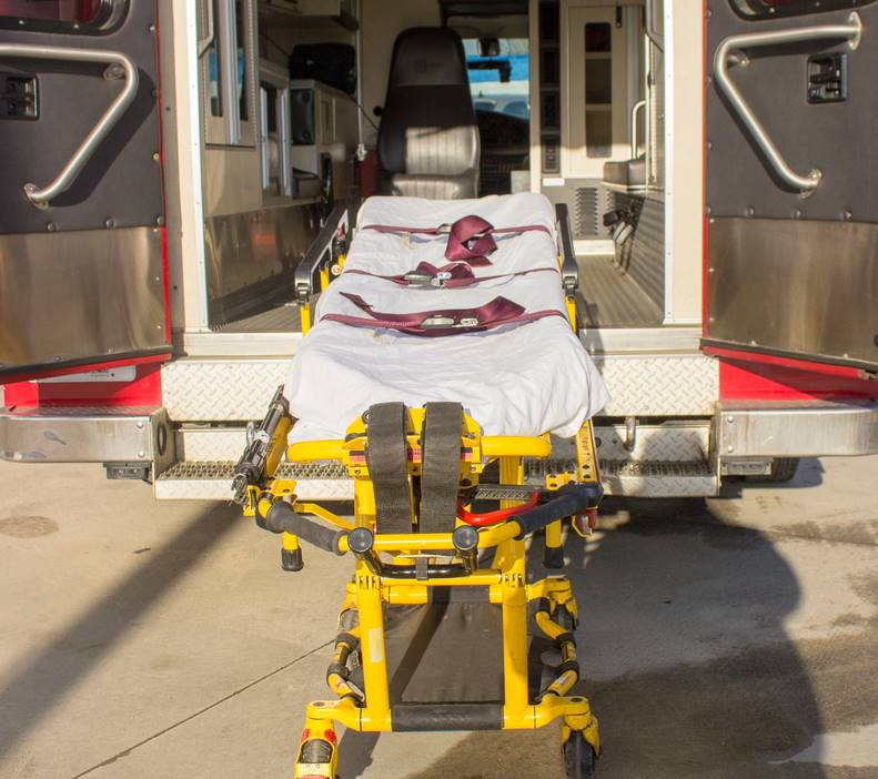 Stretcher Transportation Services